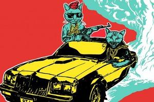 «Meow The Jewels»: Хип-хоп-альбом, перезаписанный с котами