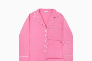 Розовая пижама Sleeper: Способ поддержать переживших рак