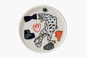 Яркие тарелки и чашки художницы Маши Сомик для Agami Ceramics