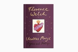 Книга солистки Florence + the Machine «Useless Magic»