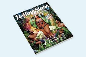 Эффектная Lizzo — на обложке Rolling Stone