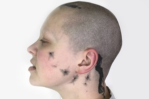 Моя татуировка: Дата-журналист Дада Линделл и её тату на лице