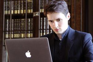 Николай Кононов о своей книге про основателя «ВКонтакте»