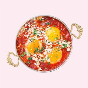 Яичные маффины, менемен и яйца по-флорентийски: 10 небанальных блюд из яиц