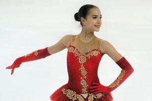 Алина Загитова возглавила рейтинг лучших фигуристок мира