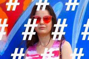 Хештег дня: В поддержку активистки Юлии Цветковой