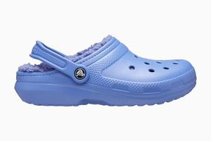 Утеплённые Crocs: Хоть  в офис, хоть на вечеринку