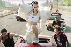 Новый клип MØ:  Гоп-кор и дикие танцы  на улицах Киева