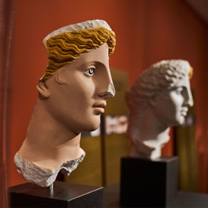 Они не были белыми: Как античные скульптуры лишились цвета