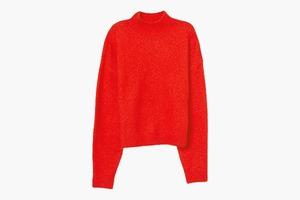 Объёмный свитер из экологичной линейки H&M
