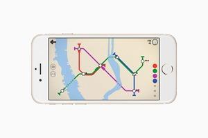 Хит сезона: Мобильная головоломка Mini Metro