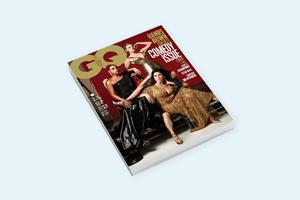Сколько рук? GQ выпустил обложку — пародию на ошибки фотошопа