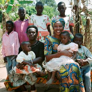 Активистка Мэгги Баранкитс: Я спасала детей от геноцида в Бурунди