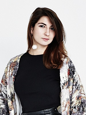 Старший редактор  моды Elle  Рената Харькова  о любимых нарядах
