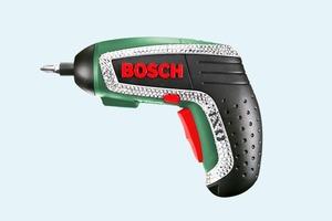Bosch выпустили шуруповёрт «для женщин»