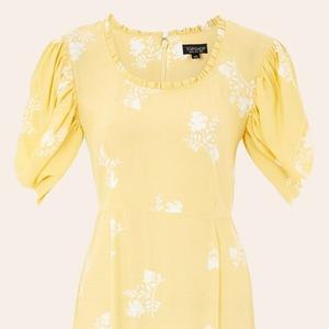 Скорее бы лето: 12 чайных платьев от простых до роскошных