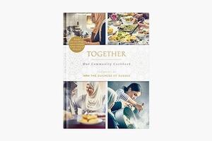 Благотворительная кулинарная книга Меган Маркл