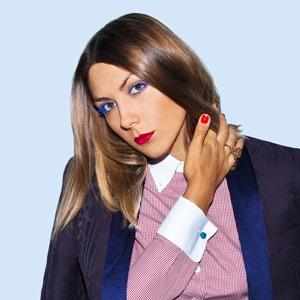 Василиса Гусарова,  редактор моды Esquire
