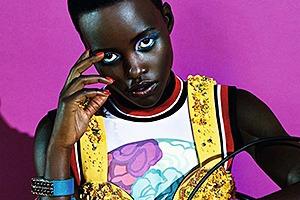 Люпита Нионго на обложке Dazed & Confused