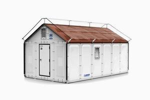 IKEA предоставит 10 тысяч временных домов  для беженцев