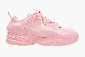 Кроссовки Nike x Martine Rose цвета жвачки