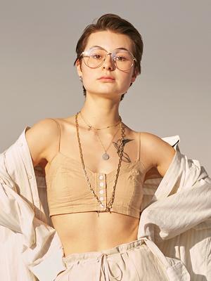 Стилист и старший редактор моды Glamour Маша Пепелова о любимых нарядах