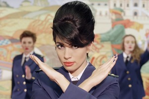 Pussy Riot выпустили клип «Чайка»