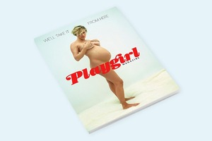 Playgirl представили новую версию журнала
