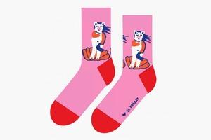 Носки St. Friday Socks со свинкой