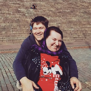 У меня и у моего мужа инвалидность — вот как мы поженились