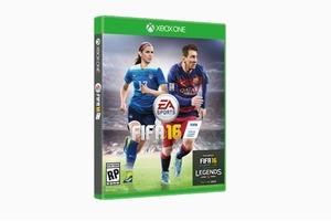 FIFA 16: Футбольный симулятор с женскими командами