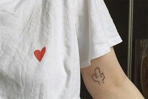 Моя татуировка:  PR-менеджер и продюсер Таня Лоншакова о кактусе на плече