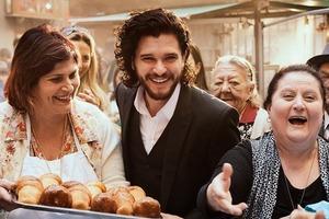 Мать драконов и Король Севера в рекламе Dolce & Gabbana