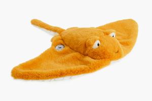 Плюшевые акула, скат и осьминог Arket — в поддержку WWF