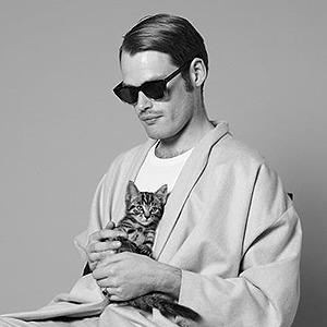 Мэттью Холройд, арт-директор  Vague Paper  и порножурнала Baron
