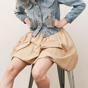 Никогда не сдувайся: Как юбки-баллоны снова стали модными