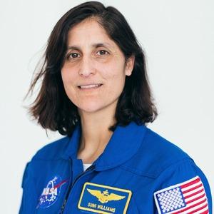 Астронавт NASA Сунита Уильямс  о человечности в космосе