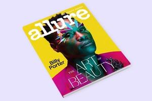 Билли Портер стал первым мужчиной на обложке Allure