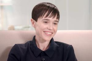 «В детстве я был на сто процентов уверен, что я мальчик»: Эллиот Пейдж в интервью Vanity Fair