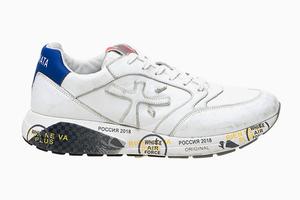 Лимитированные кроссовки Premiata x Leform