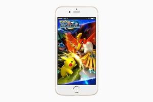 Битвы покемонов в новой игре Nintendo Pokémon Duel