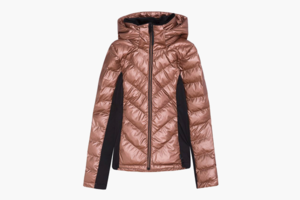 Куртка Oysho для катания на горных лыжах и не только