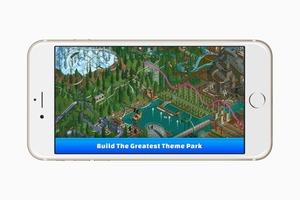 90-е на смартфоне: Культовая игра Roller Coaster Tycoon