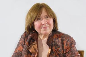 Светлана Алексиевич опровергла сообщения  о своей смерти