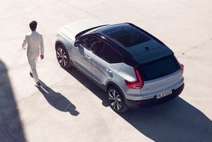 Volvo Cars заменит натуральную кожу в салонах технологичными материалами