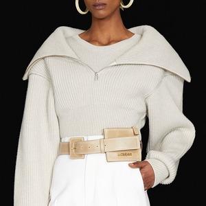 Кофты на молнии: Как вещь из «папиного» гардероба стала модной