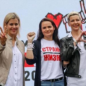 «Это же не в куклы играть»: Как три женщины ведут кампанию против президента Беларуси