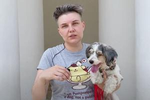 На кого подписаться: Канал Насти Бобковой с советами для владельцев собак
