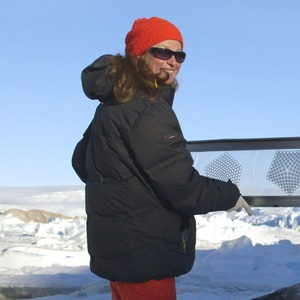Дышать нечем:  Как я снимала кино в Антарктиде