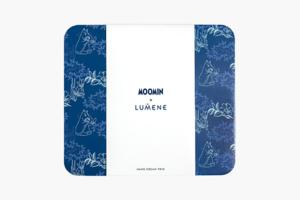 Уютная коллекция зимних средств Moomin x Lumene